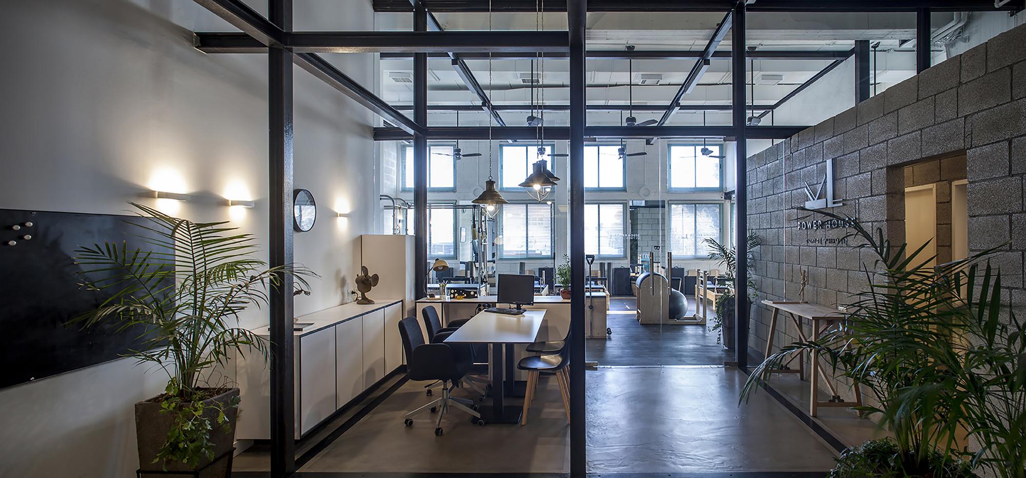 Gallery Of Powerhouse Kl Pilates Studio Jacobs Yaniv Architects 7