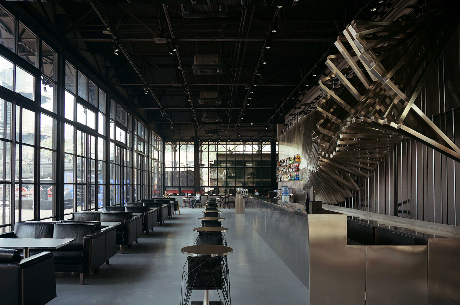 Gallery Of Ace Cafe 751 Deep Architects 1