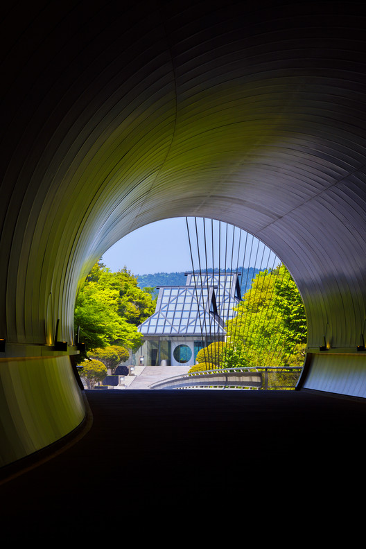 Miho Museum I M Pei Archdaily