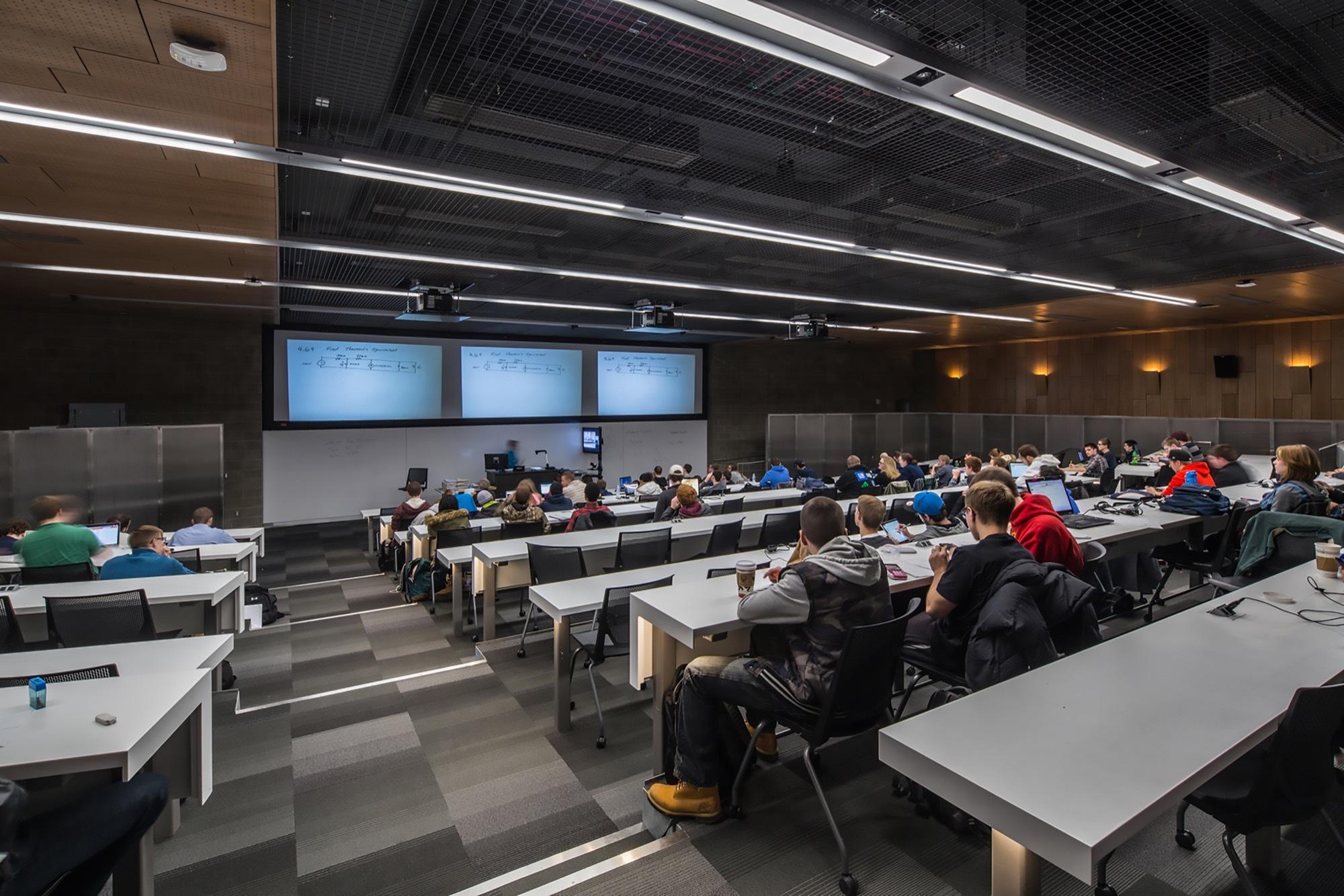 Gallery Of Oakland University Engineering Center Smithgroup 14