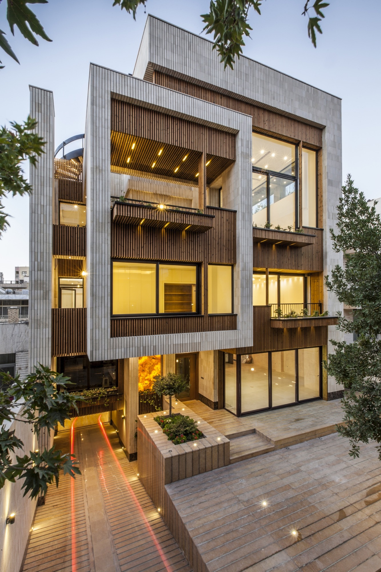Ideas Unique Building Home