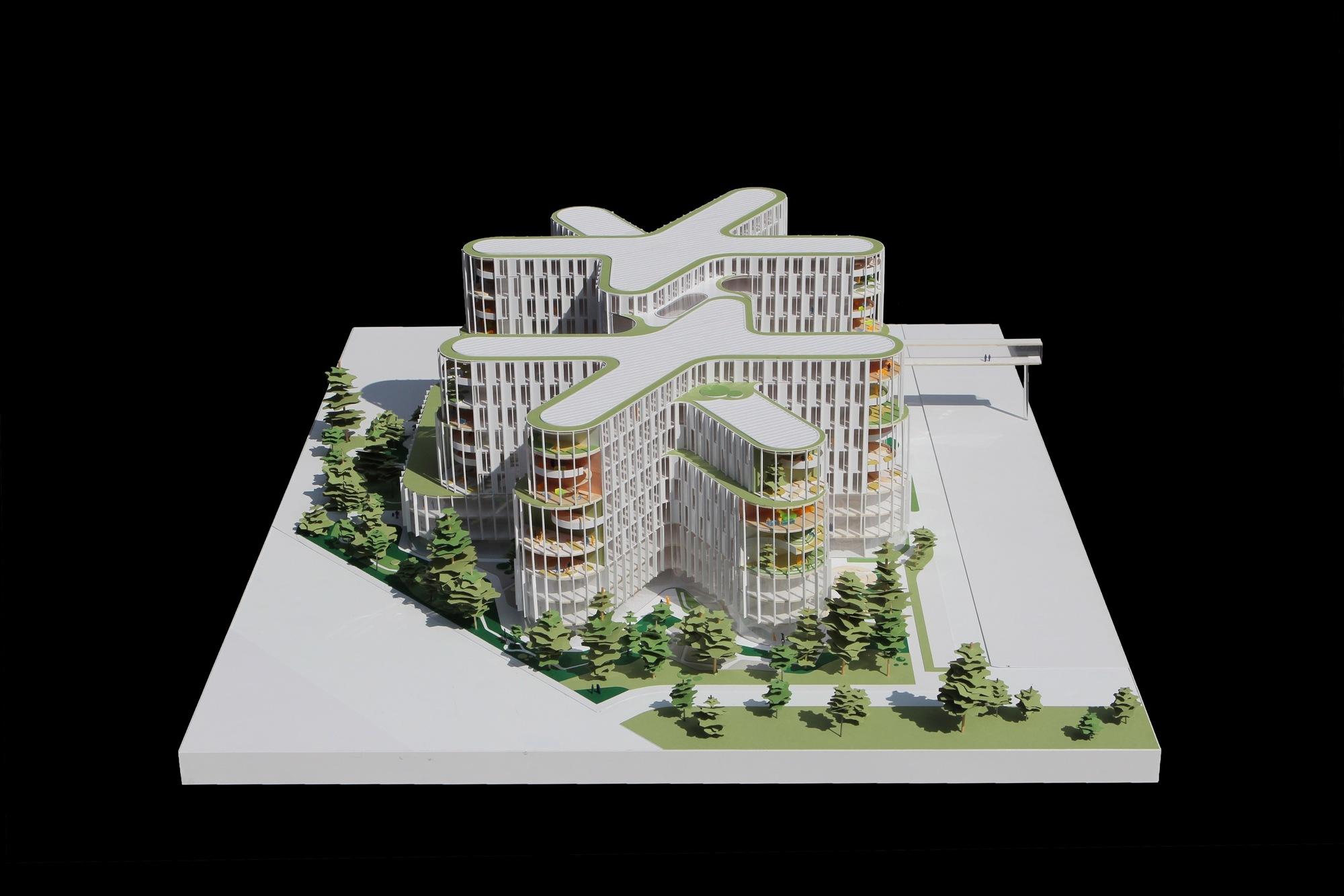 Gallery Of 3xn Wins Competition For Copenhagen Children S