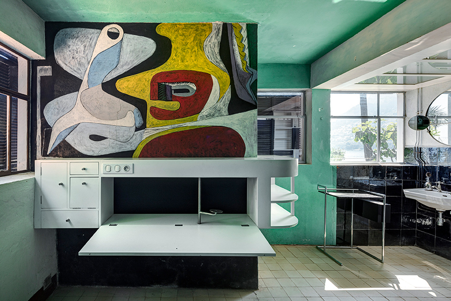 Gallery Of Eileen Gray Le Corbusier And The E 1027 House