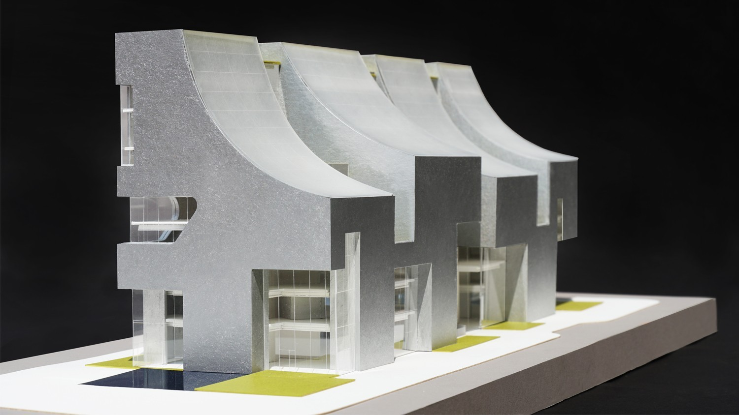 Gallery Of Steven Holl Unveils Curved Mixed Use Cifi
