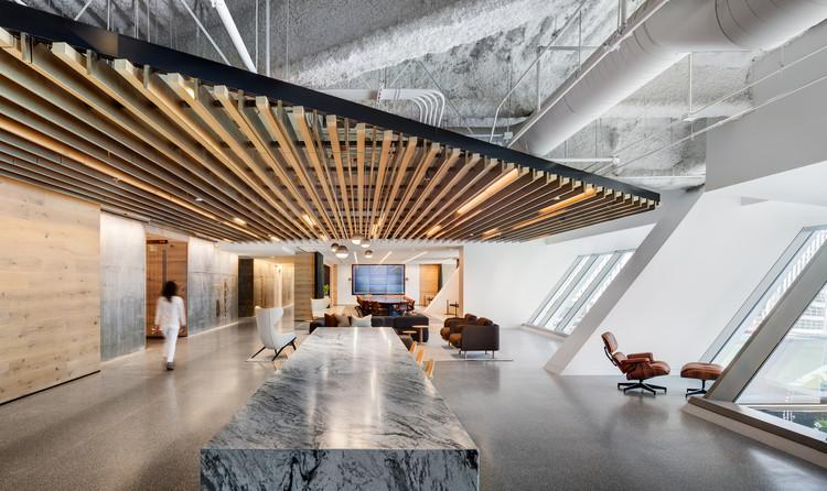 Hyatt Global Headquarters Gensler Archdaily