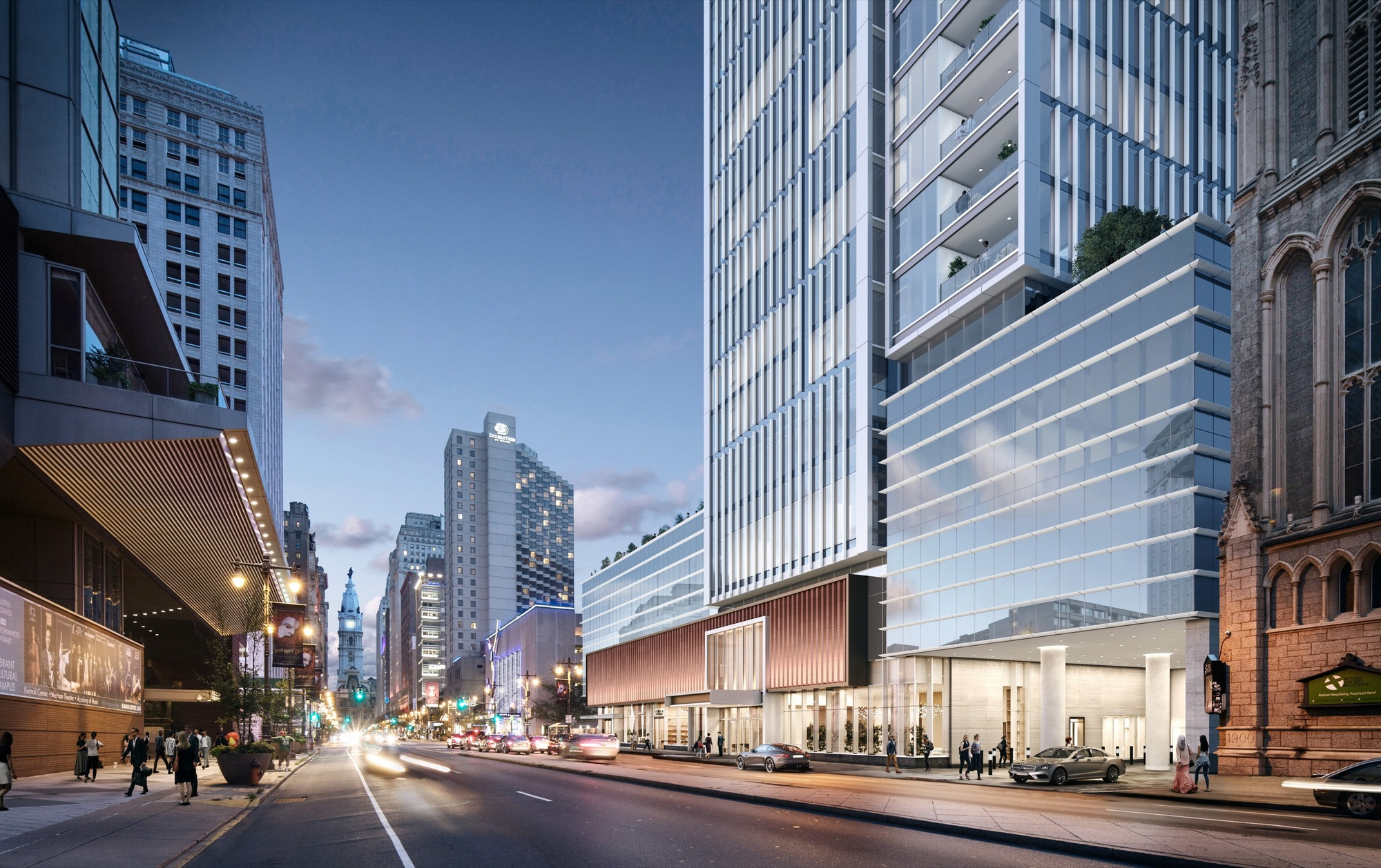 Gallery Of Kpf Breaks Ground On First Philadelphia