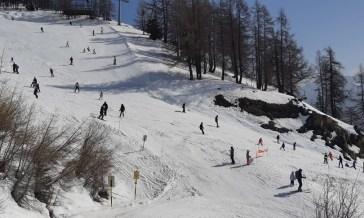 Sulle piste da sci in Svizzera si accede anche senza Green pass