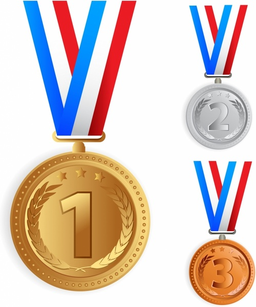 Medal free vector download (314 Free vector) for ...