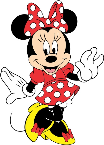 minnie mouse vector # 0