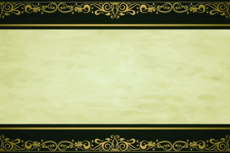 Gold border vector free vector download  7 493 Free vector  for     vintage gold border background vector