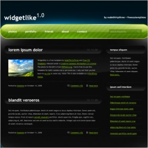 free downloadable website templates   Fast lunchrock co widget like free website templates in css html js format for free