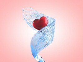 Heart wallpaper wallpapers for free download about  3 066  wallpapers  Heart Wallpaper Abstract 3D