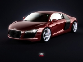 Audi car wallpaper wallpapers for free download about  3 274     Red Audi R8 Wallpaper Audi Cars