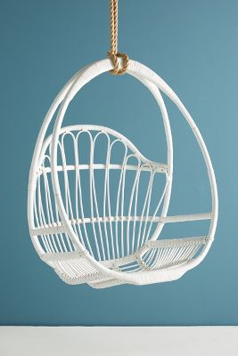 Woven Hanging Chair   Anthropologie Slide View  1  Woven Hanging Chair