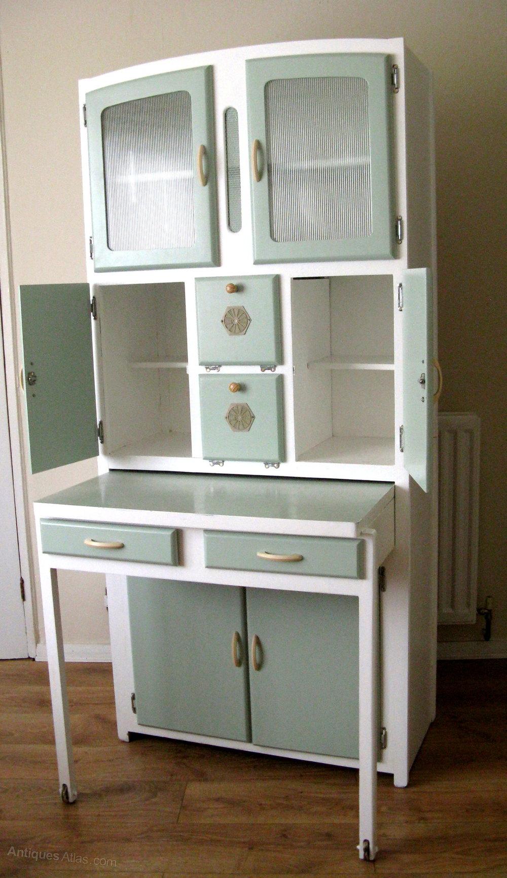 Best Kitchen Gallery: Antiques Atlas Kitchen Larder Cabi of Vintage Kitchen Cupboards on rachelxblog.com