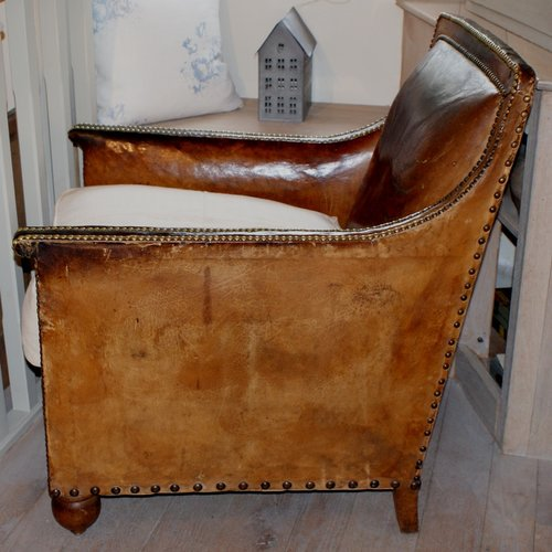 Leather Occasional Chairs Uk