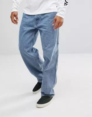 80s Hip Hop Baggy Jeans