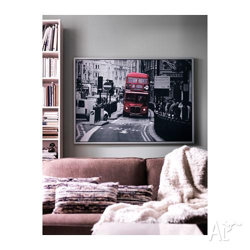 ikea pictures london bus # 10