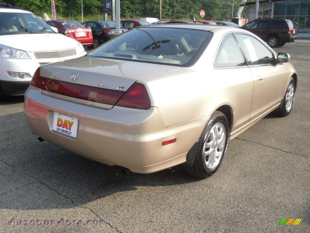 V6 Accord Sedan 2001 Ex Honda