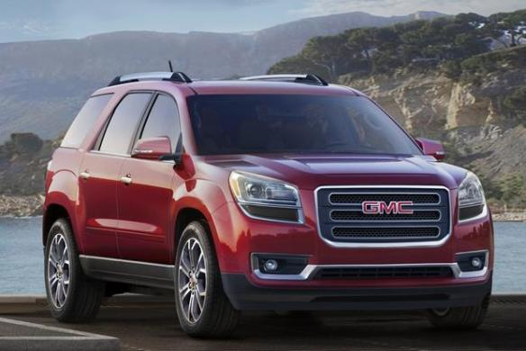 2015 GMC Acadia vs  2015 Chevrolet Traverse  What s The Difference     2015 GMC Acadia vs  2015 Chevrolet Traverse  What s The Difference   featured image large