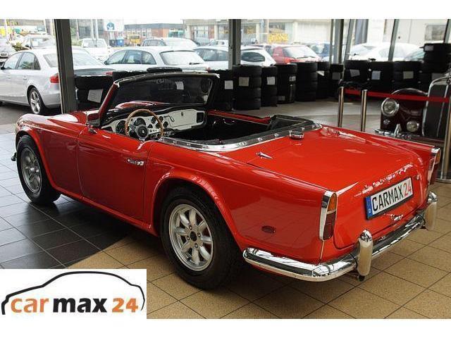 Auto Mobile 1963 Triumph