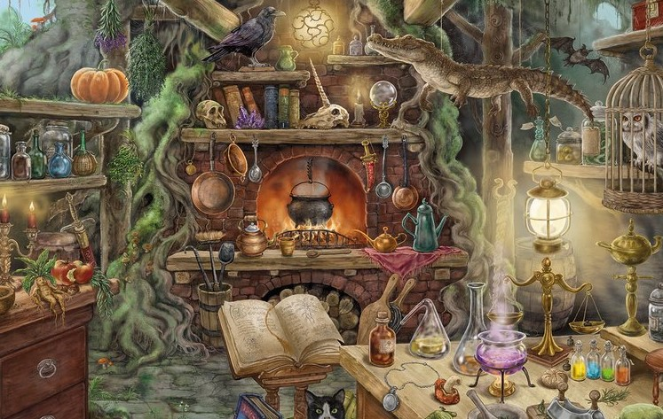 Piece Together The Mystery In Ravensburger Escape Puzzles