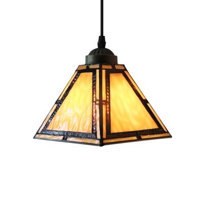 geometric mini pendant light # 32