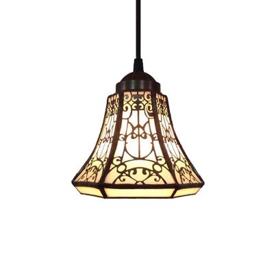 geometric mini pendant light # 21
