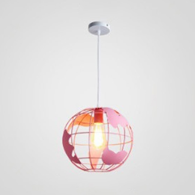 pendant lighting pink # 36