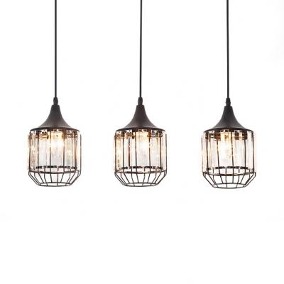crystal pendant lighting for kitchen # 6