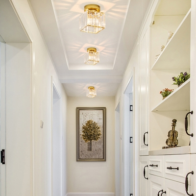 small ceiling light fixtures for hallway # 8