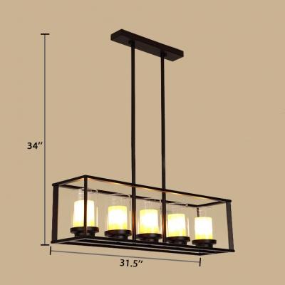 light fixtures black # 48