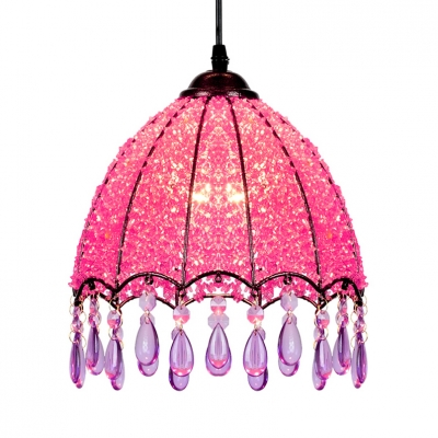 pendant lighting pink # 92