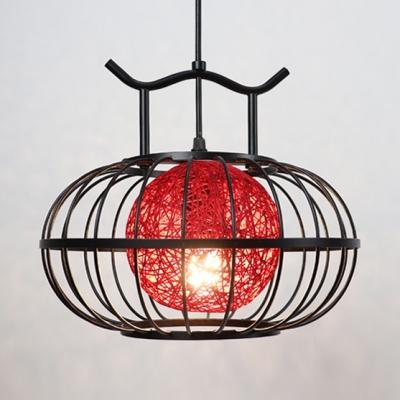 lantern pendant with shade # 24