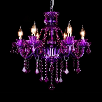 crystal chandelier traditional # 75
