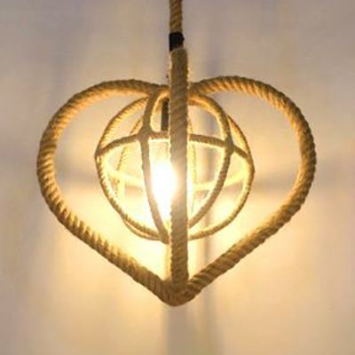 pendant lighting rope # 63