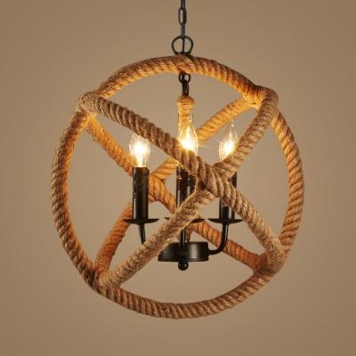 pendant lighting rope # 49