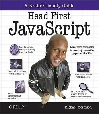 Head First JavaScript by Michael Morrison - Reviews ...