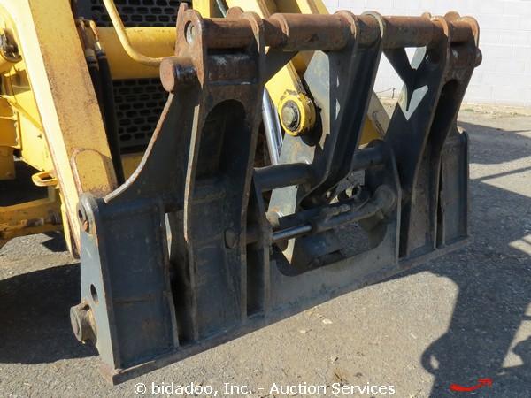 John Deere 410 Hydraulic Problems