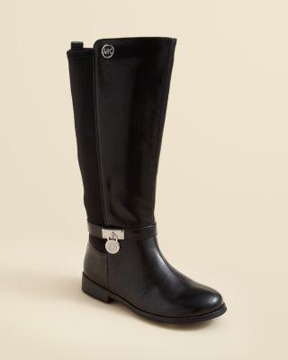 Michael Michael Kors Girls Parson 2 Basic Flat Boots