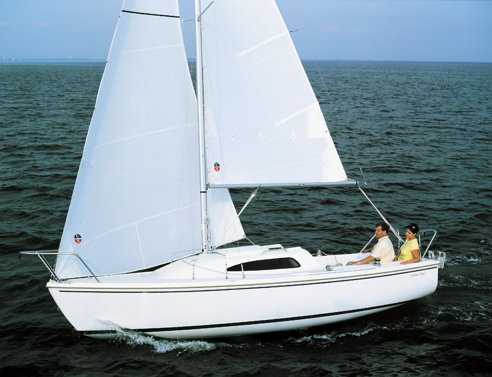 10 Best Small Sailboats