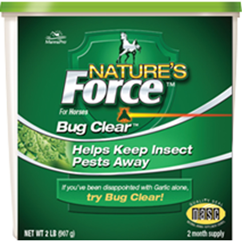 Manna Pro Natures Force Bug Clear Feed Supplement 2 Lb - Other