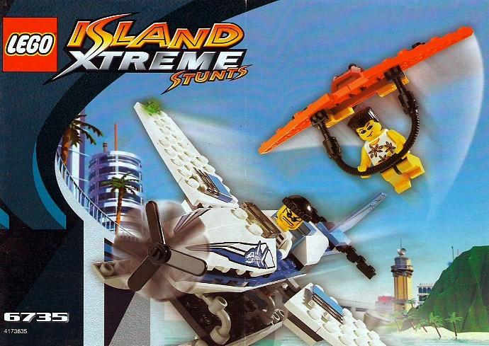 Island Xtreme Stunts | Brickset: LEGO set guide and database