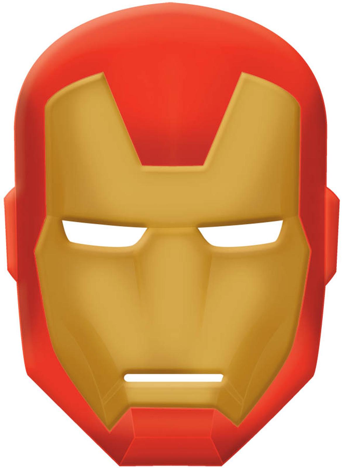 Avengers Assemble Iron Man Mask | BuyCostumes.com