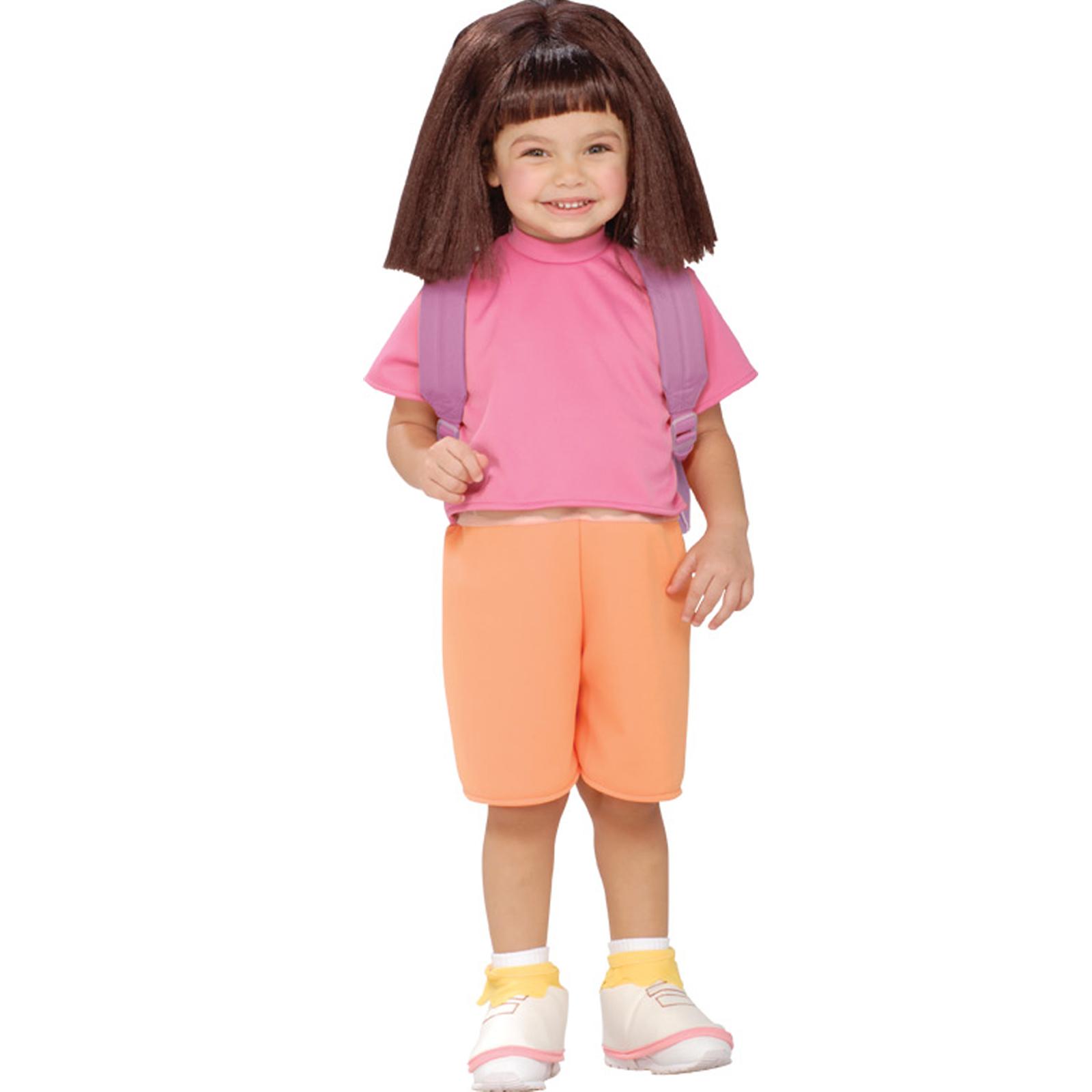 Dora The Explorer Halloween Sensations Dora Child Costume ...