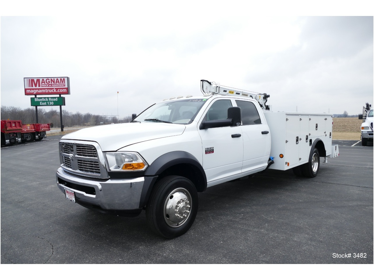 2012 Dodge 1500 Truck Accessories Ram