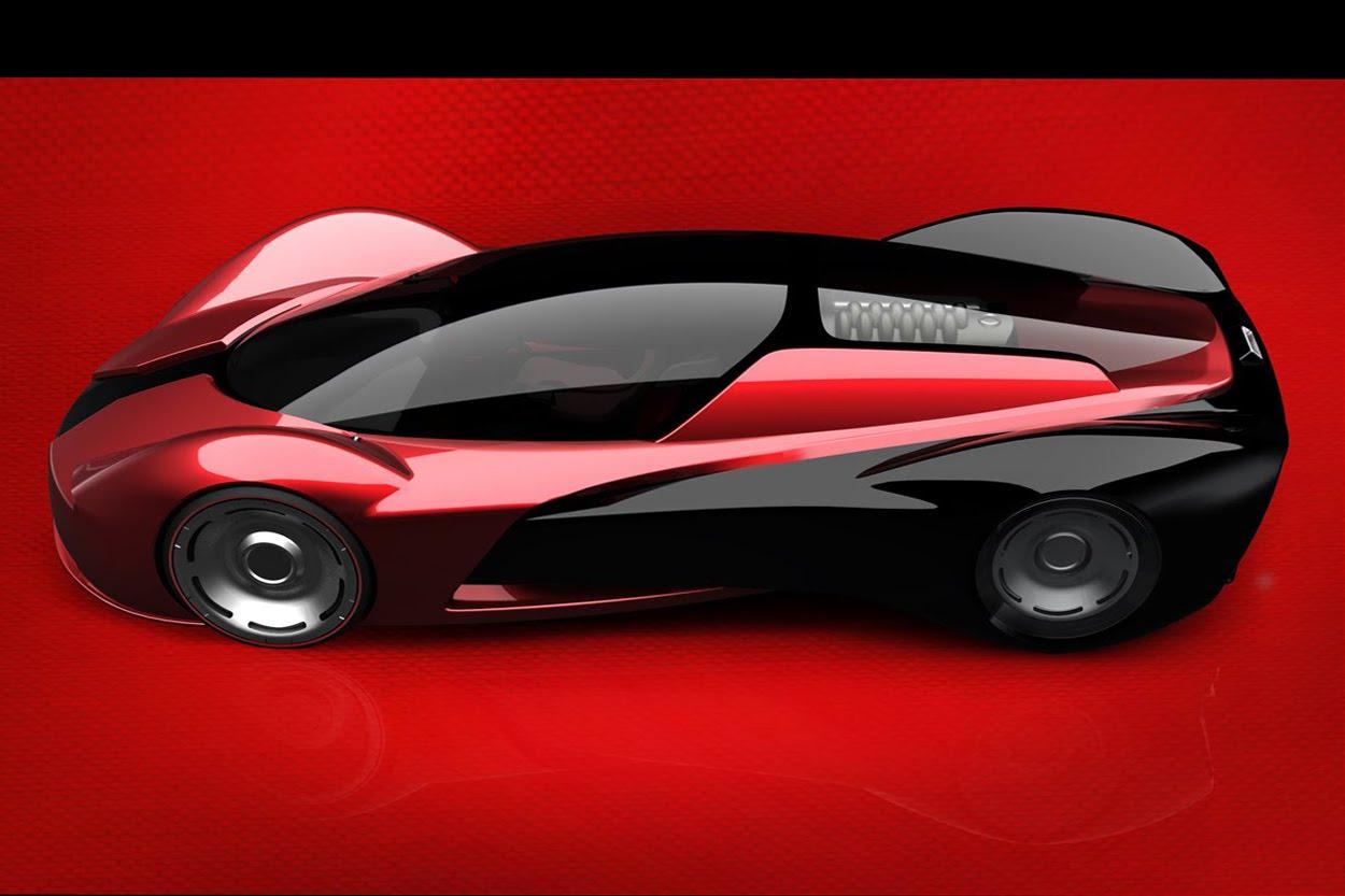 Samir Sadihkov S 2020 Inceptor Supercar Study Carscoops