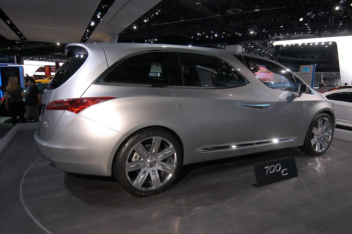Chrysler Boss Asks If The 700c Concept Minivan Is Stupid