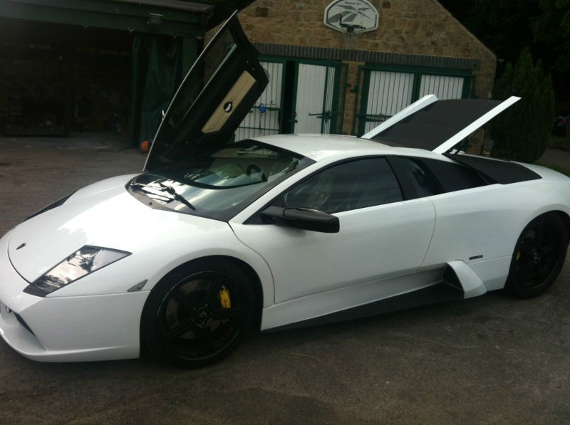 It Came From Ebay Lamborghini Murcielago Kit Car With