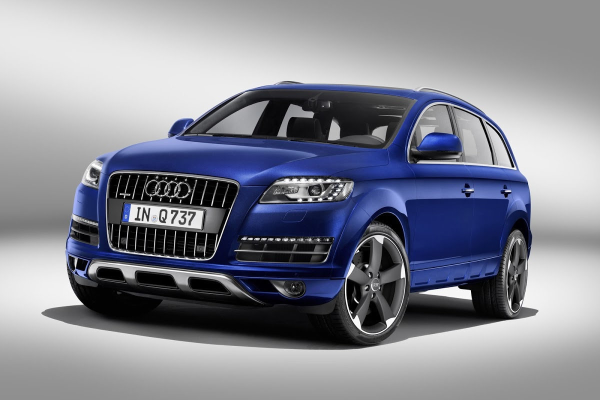 Audi Says No To City Car Yes To Flagship Q9 Suv Carscoops